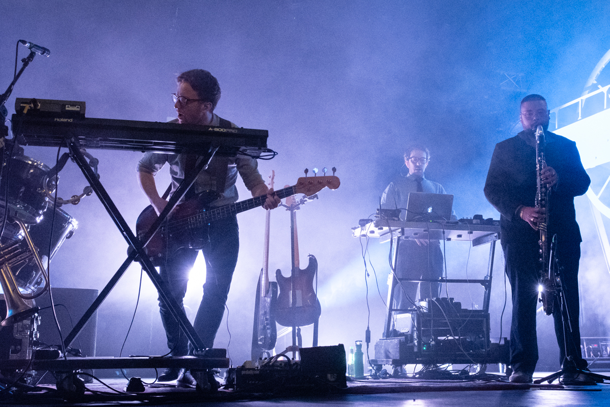 In pictures: Public Service Broadcasting - Netsounds